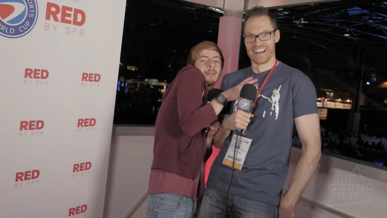Super Konar 224 La Paris Games Week Interview Amour