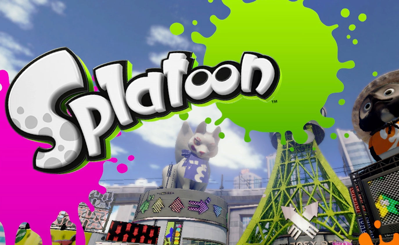 splatoon le meilleur jeu de la wii u. Black Bedroom Furniture Sets. Home Design Ideas