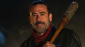 The Walking Dead Vol.8 negan Cosplay Costume Comic taulard homme tenue
