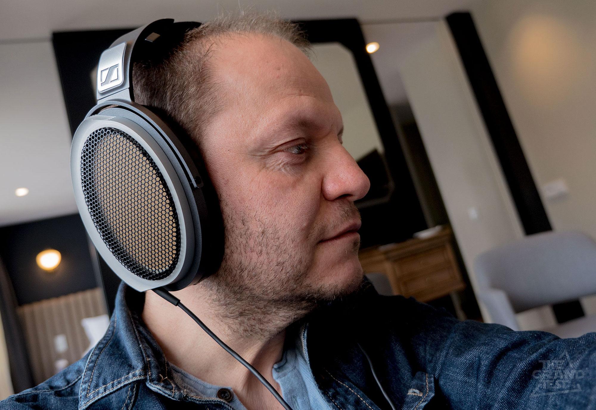 Sennheiser Orpheus He1 50 000 Pour Le Meilleur Casque Audio Du Monde