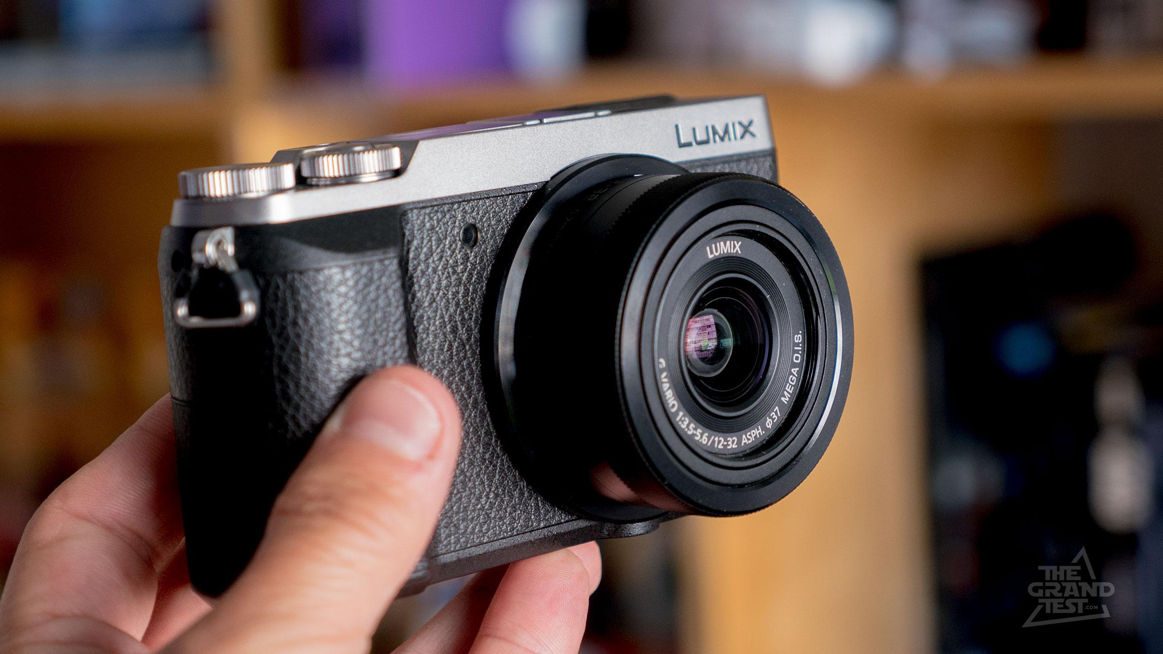 Panasonic lumix gx80 hybride 4k ultra stabilis for Housse lumix gx80