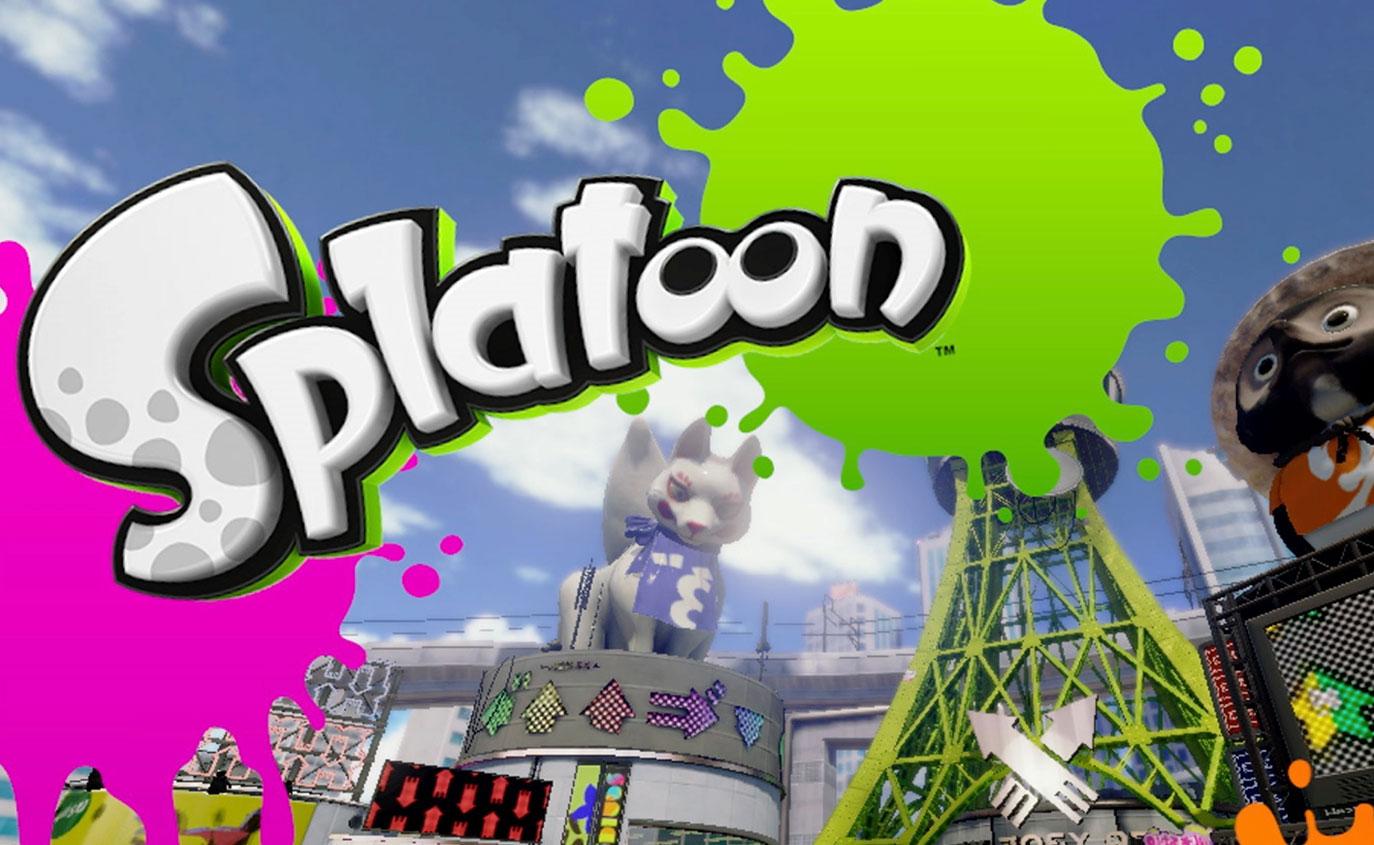 Splatoon Le Meilleur Jeu De La Wii U